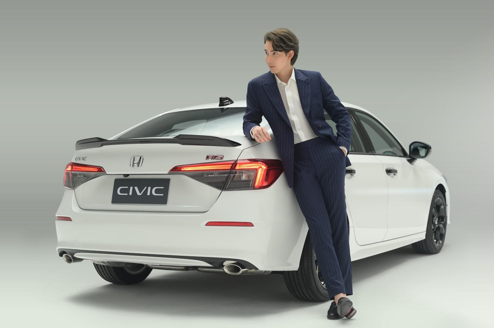 2022 Honda Civic FE
