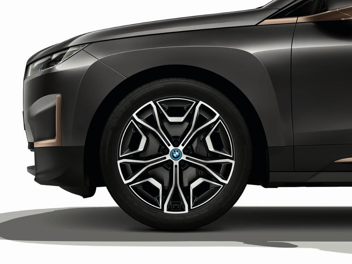 BMW iX wheels
