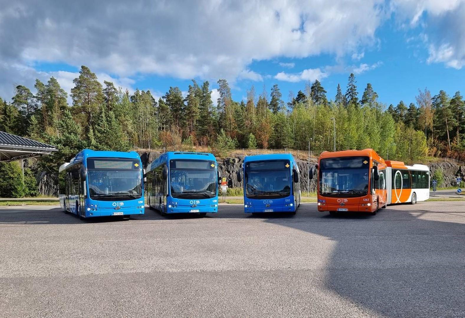 BYD Finland