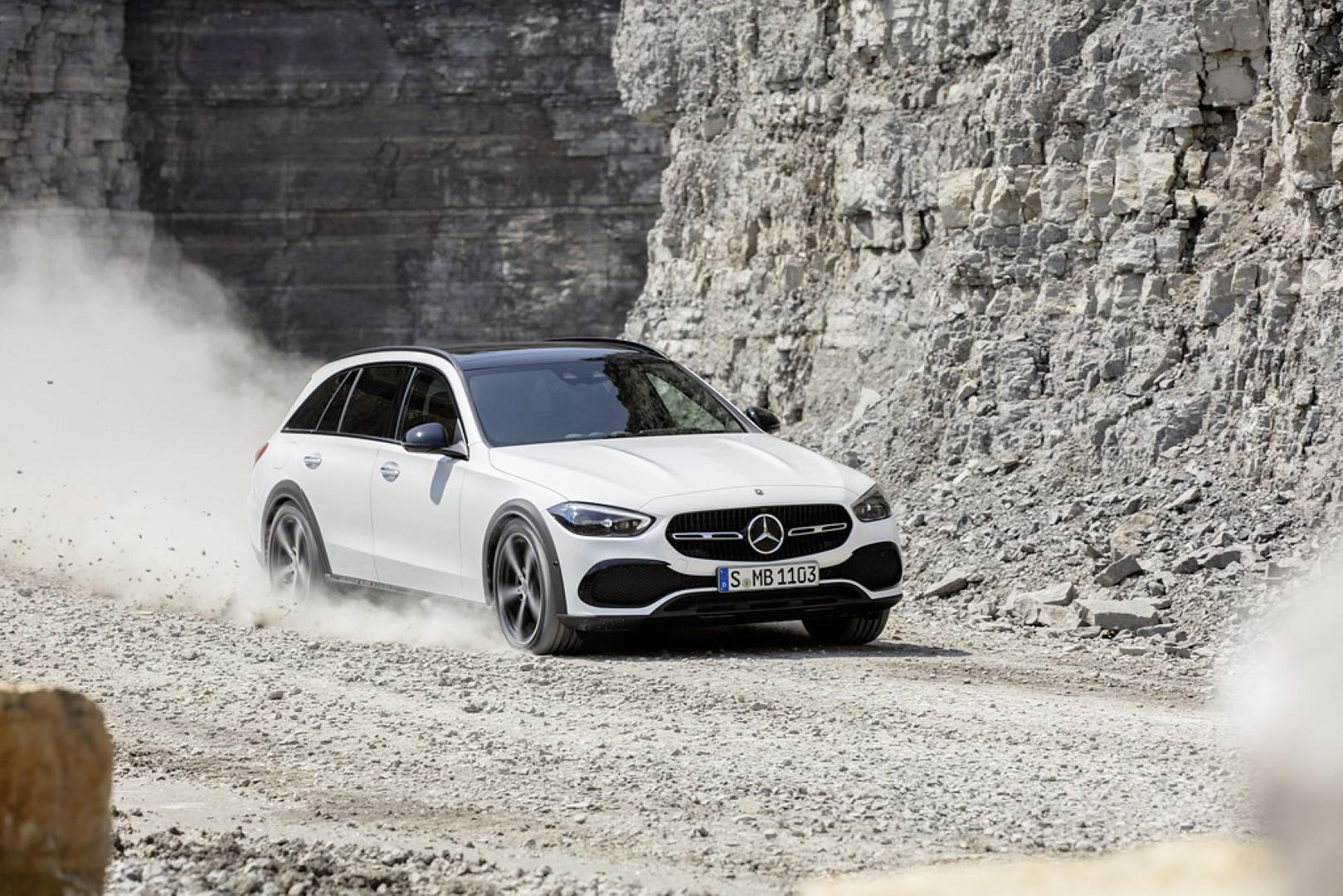 Mercedes-Benz C-Class Estate All-Terrain