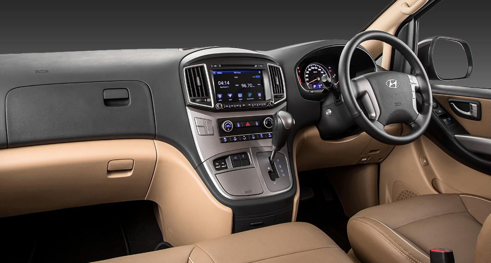Hyundai Grand Starex Smart Lease
