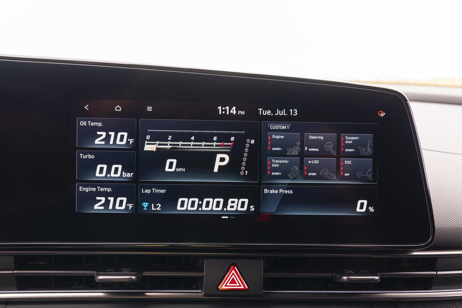 Hyundai Elantra N