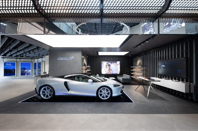 McLaren China