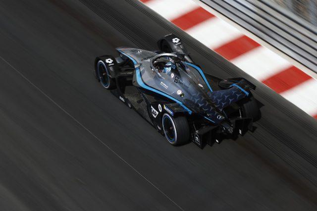 Mercedes Benz Formula E