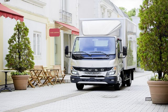 New Fuso Canter