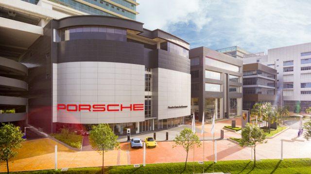 Porsche CKD