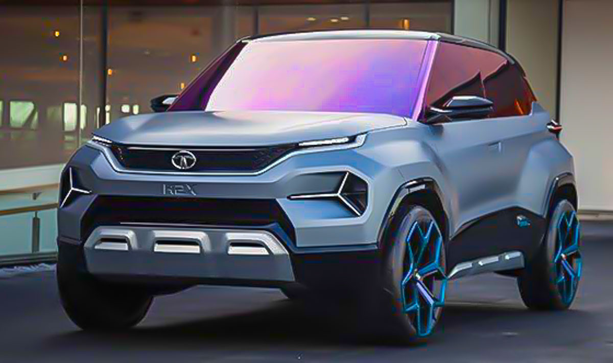 Tata H2X Concept
