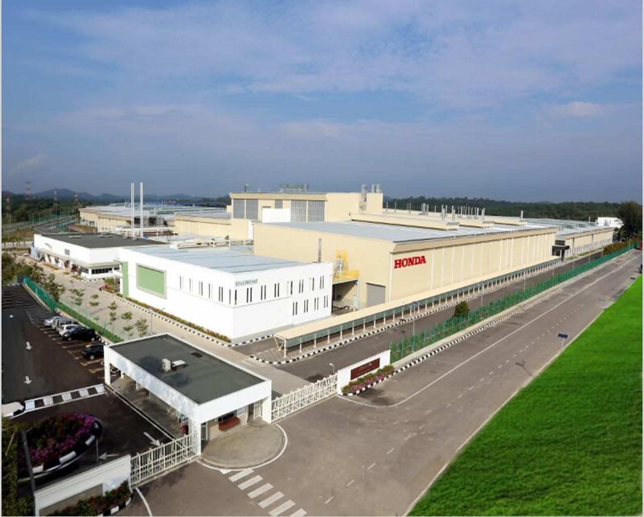 Honda Malaysia plant