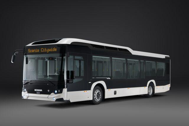 Scania Bus ADAS