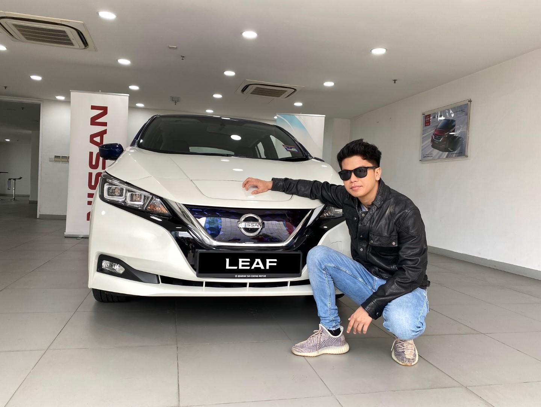ABPBH Nissan LEAF