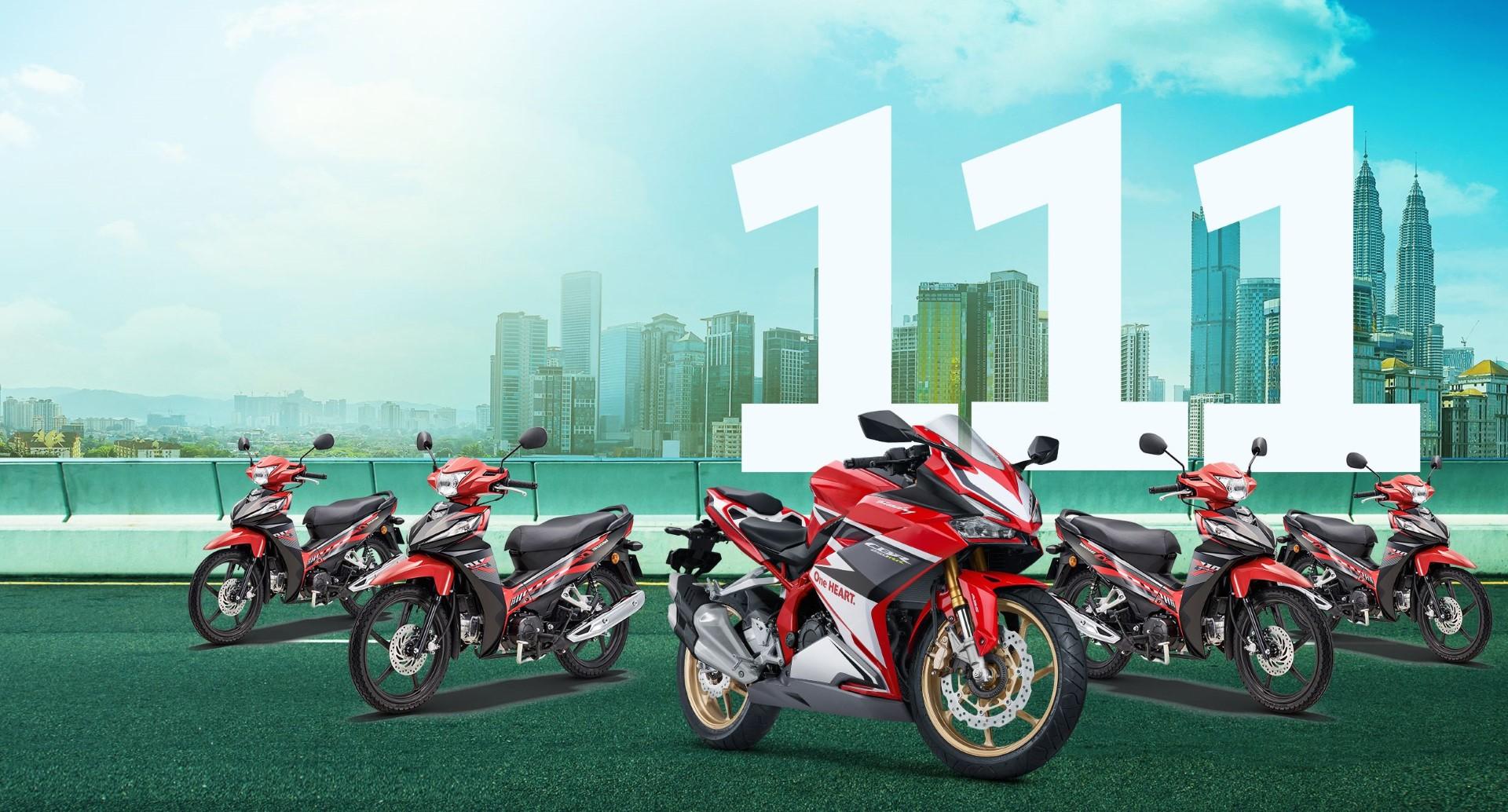 Allianz 111 Motorcycle
