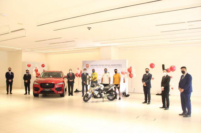 SDM Virtual Sales Event Prize Giving Ceremony