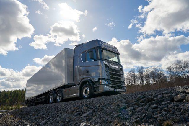 Scania Economy Mode