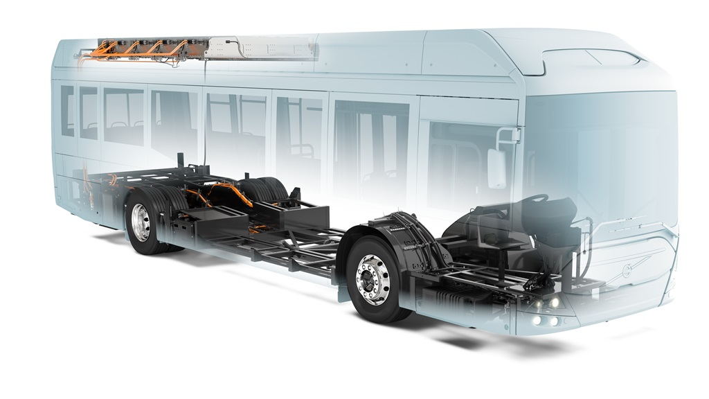 Volvo BZL electric