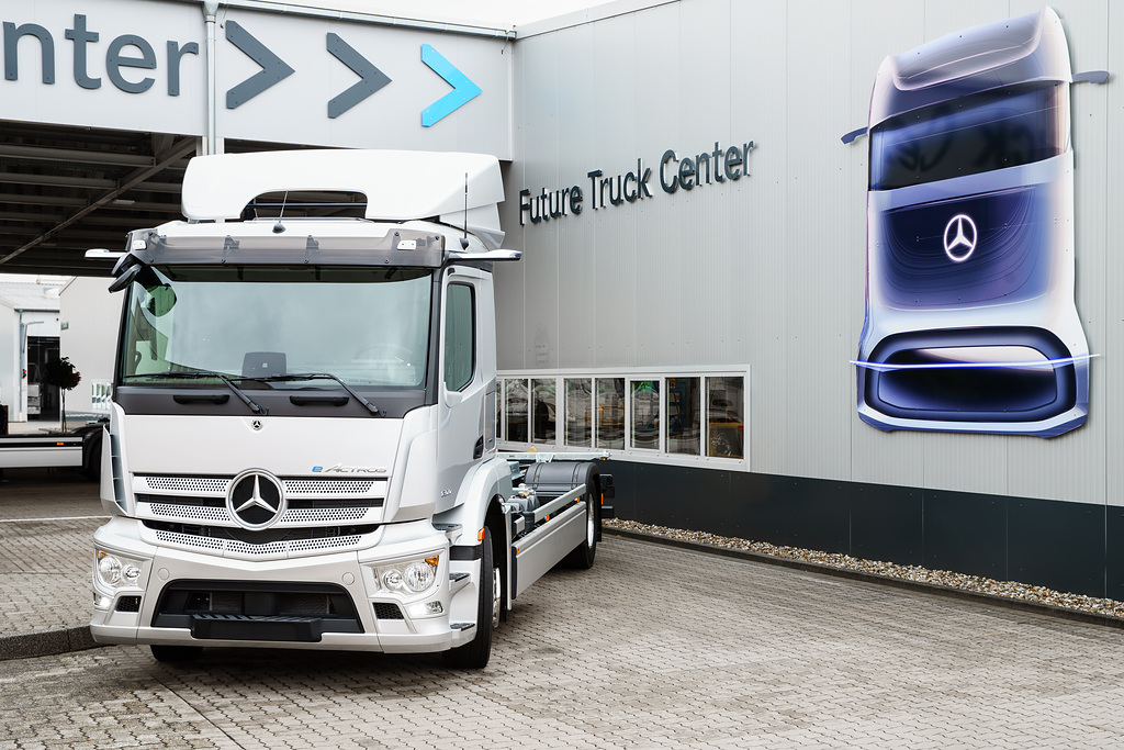 eactros production