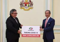 Perodua Joins War Against COVID-19, Contributes RM2 million, Medical Supplies