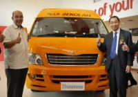 Chery Automobile launches Transcom 14-seater