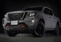 This Is The New 2020 Nissan Navara, And It's Looking Quite Badass