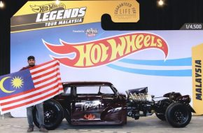 Johor Hot Rod Makes it to 2020 Hot Wheels Legends Tour Finals