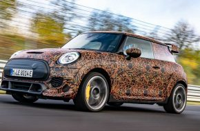 MINI is Developing an Electric JCW Model