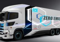 Toyota and Hino to Co-develop Fuel Cell Truck