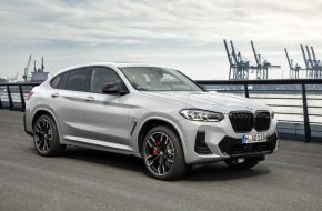 BMW Updates the X3 and X4