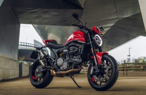 Ducati Puts the Monster on a Diet