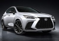 All-New Lexus NX Unveiled