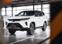 New Toyota Fortuner Open for Booking – From RM172k