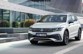 New Volkswagen Tiguan Allspace is Longer than Before