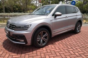 Tested: Volkswagen Tiguan Allspace R-Line