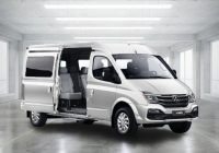 New 2021 Weststar Maxus V80 Window Van is Here – From RM140,888