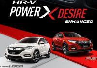 Honda HR-V Updated with More Features – From RM104k