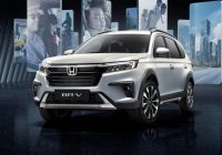 All-New Honda BR-V Makes World Debut in Indonesia
