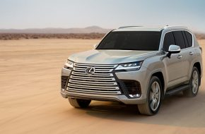 2022 Lexus LX Unveiled. Here's All You Need to Know