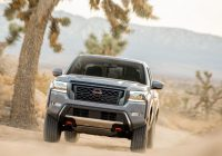 2022 Nissan Frontier Production Begins