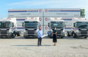 Nittsu Transport Service is First Malaysian Fleet to Sign Up for Scania Ecolution