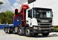 Curio Pack Expands Fleet with Mighty New Generation Scania Rigid Truck