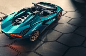 Lamborghini Unveils the Sian Roadster – Brand's Most Powerful Convertible Ever