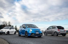 Abarth 595 Updated for 2021