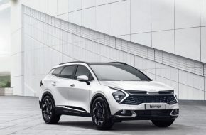 The All-New Kia Sportage is Probably the Best Looking SUV of 2021
