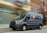 Ford Unveils E-Transit – 266hp and 430 Nm At Your Service
