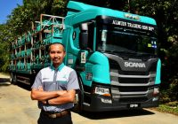 Almuin Trading Signs Scania Ecolution Agreement