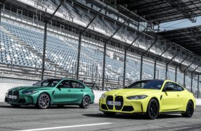 New BMW M3 and BMW M4 Arrive in Malaysia