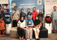 BMW Financial Services Contributes to Safety Programme