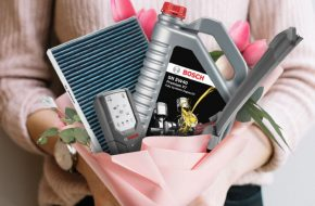 Gift Mom a Problem-Free Car with Bosch Components this Mother's Day