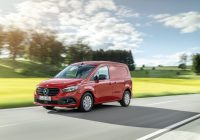 New Mercedes-Benz Citan Unveiled