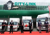 Isuzu Malaysia Delivers More Than 270 New Trucks to City-Link Express