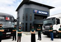 New Scania Outlet Launched in Kuching