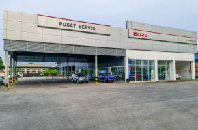 Isuzu Opens First Medium and Heavy Duty Truck Dealership in East Malaysia